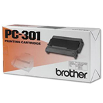 Originale Brother PC-301 Nastro TTR nero