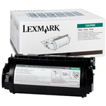 Originale Lexmark 12A7462 Toner alta resa return program nero