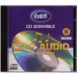 CD-R Audio - 700 MB - jewel case - Silver