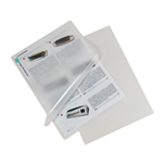 Pouches per plastificatrici - Formato 65x95 Government Card - 250 µm - 100 pz.