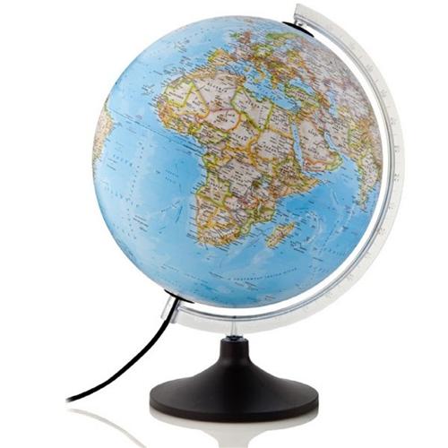 Cartina Geografica Mondo Buffetti.988864003 Mappamondo Globo Carbon Classic 30 Cm National Geographic Cancelleria Articoli Per La Scuola Atlanti Mappamondi E Carte Geografiche
