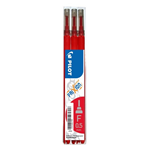 Frixion Point 0,5 - Refill - rosso - 0,5 mm