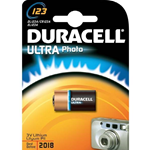 (1) PILE DURACELL ULTRA M3 PHO